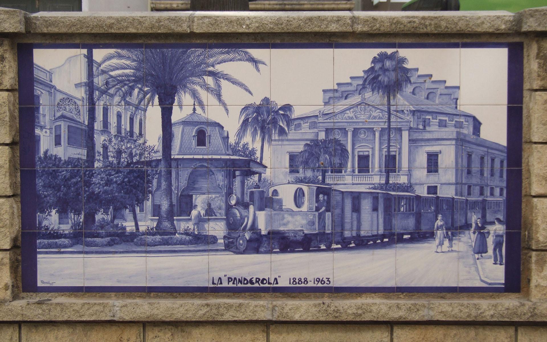 Cerámica de Castelló, el ADN de nuestra arquitectura