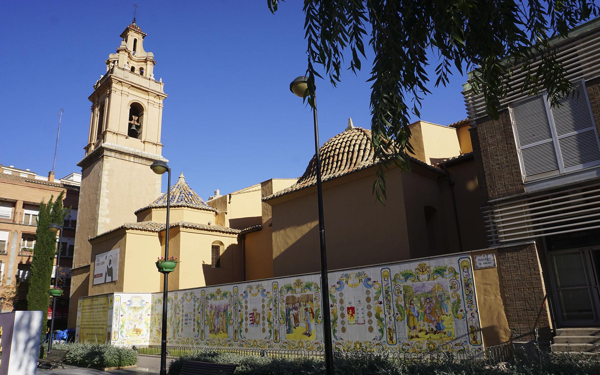 Castelló, una ciudad con piel cerámica