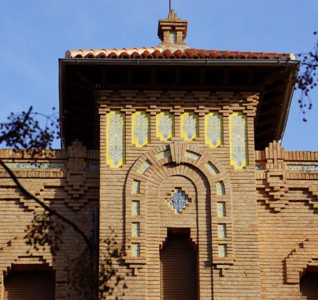 Rutas Cerámicas Edificio de Correos