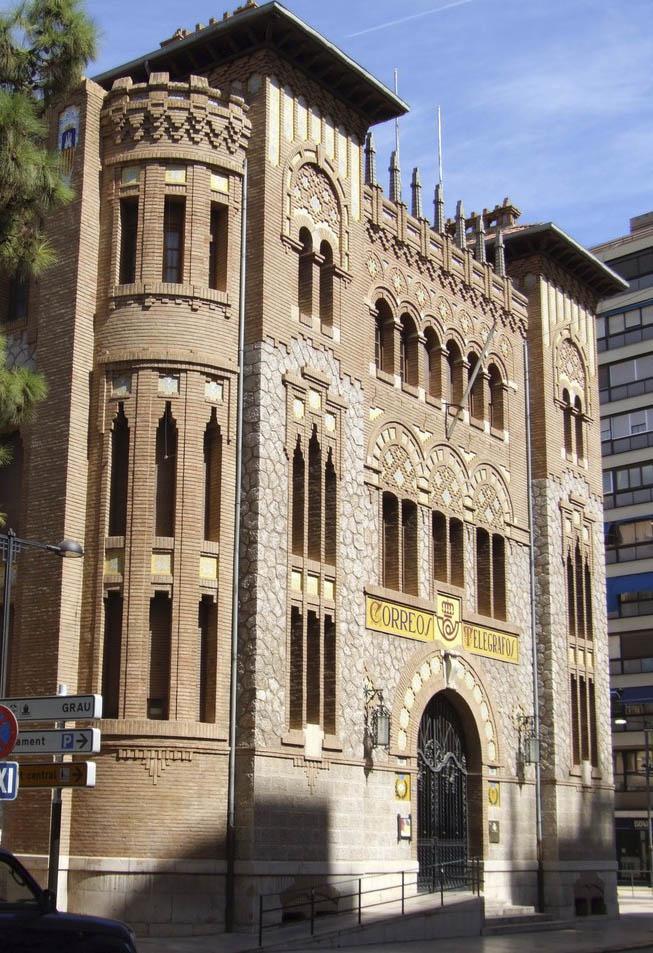 Edifici de Correus i Telegrafs