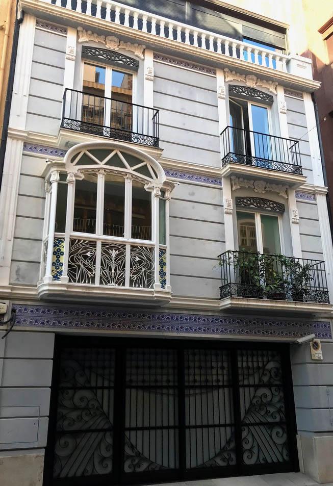 Casa Fabra (Alloza 109)