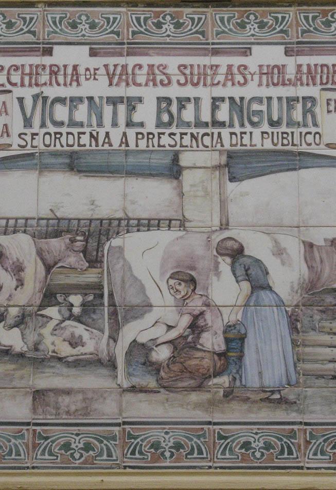 Lechería Vicente Belenguer