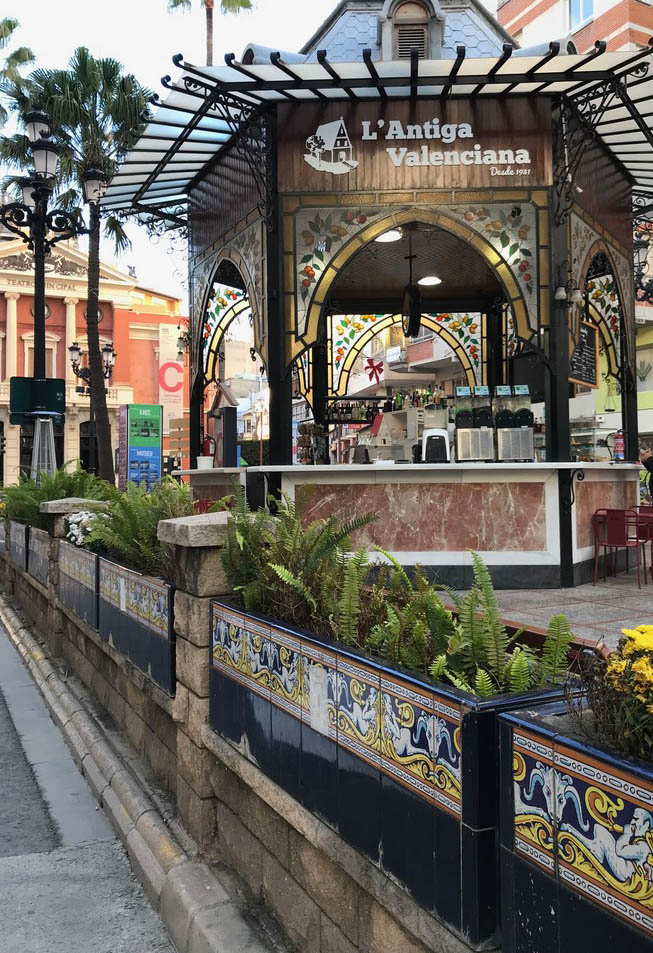 Plaza de la Paz – Panderola
