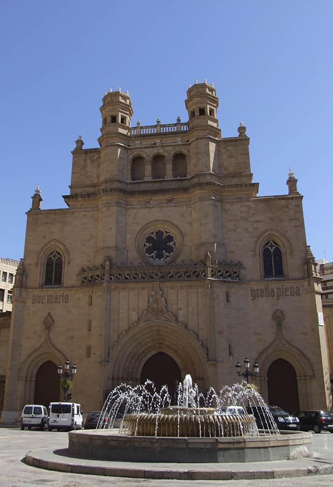 Cripta de la concatedral de Santa Maria