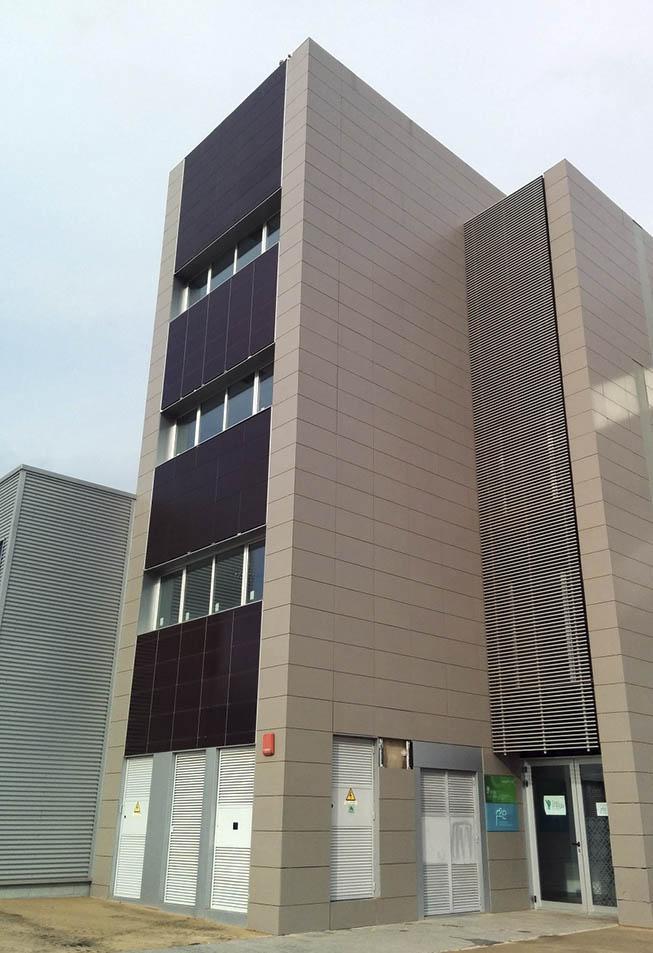 Edificio del CIES
