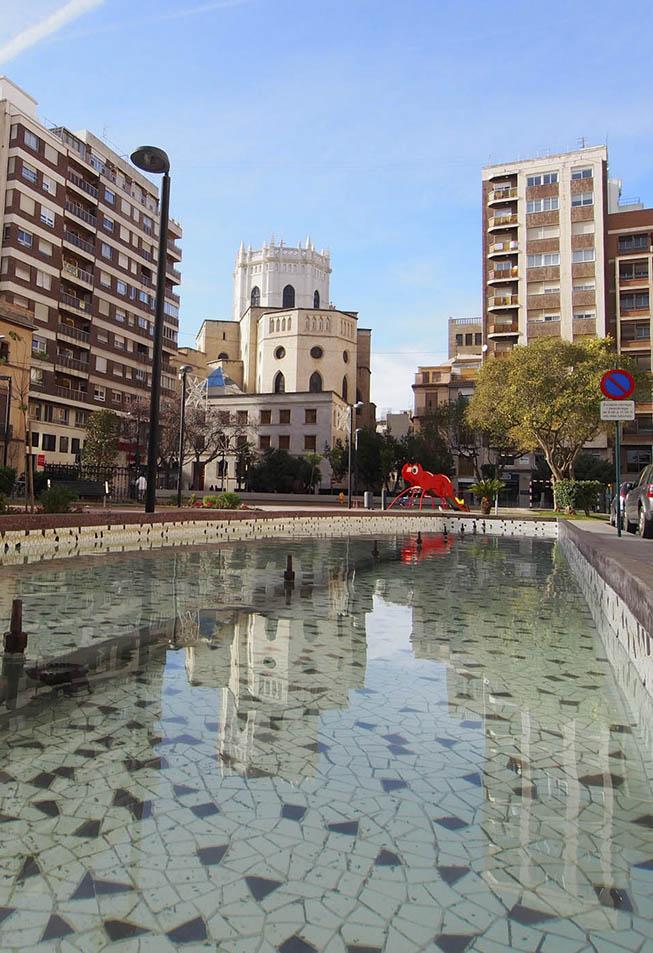 Plaza Cardona Vives