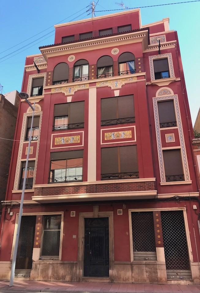Edifici carrer Gobernador, 44